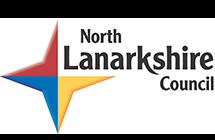 north lanarkshire council logo
