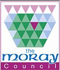 the moray council logo