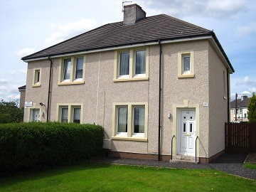 properties in bellshill